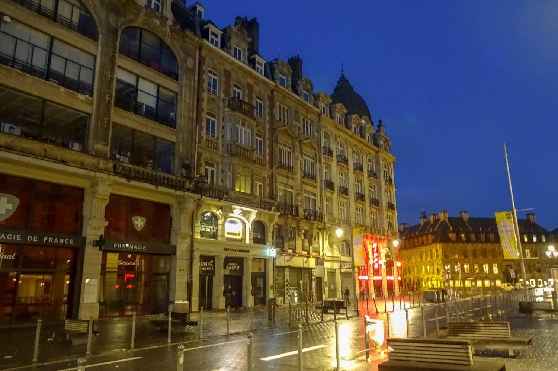 Французские улочки великолепны даже в дождь
