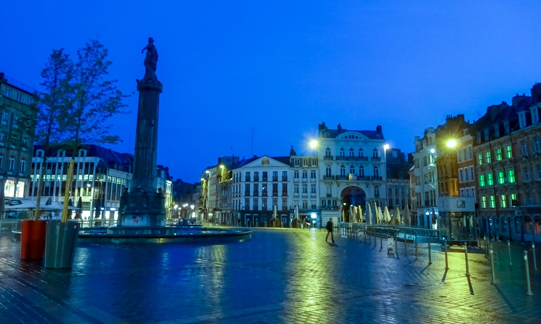 Grande Place - сердце города