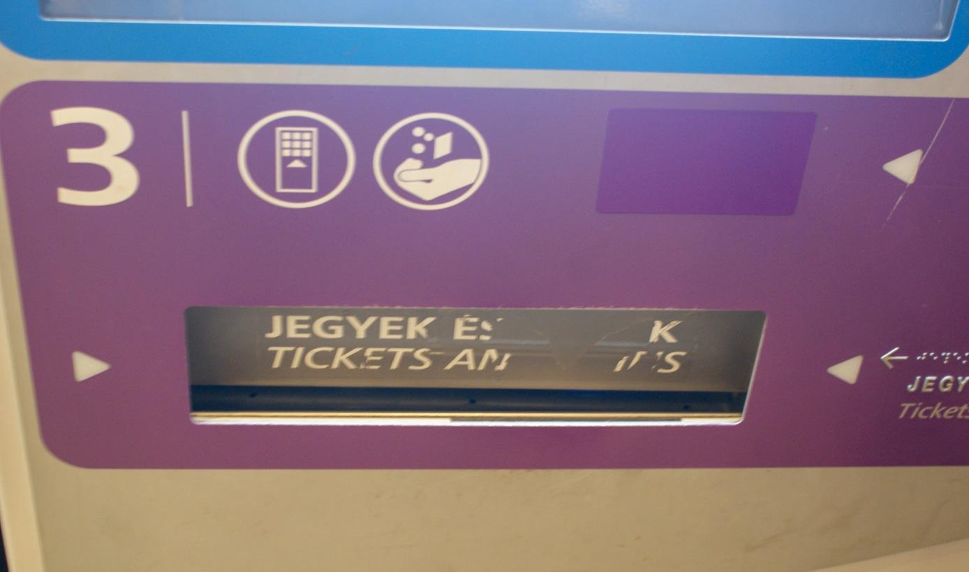 А вот сюда выпадут билеты и чек