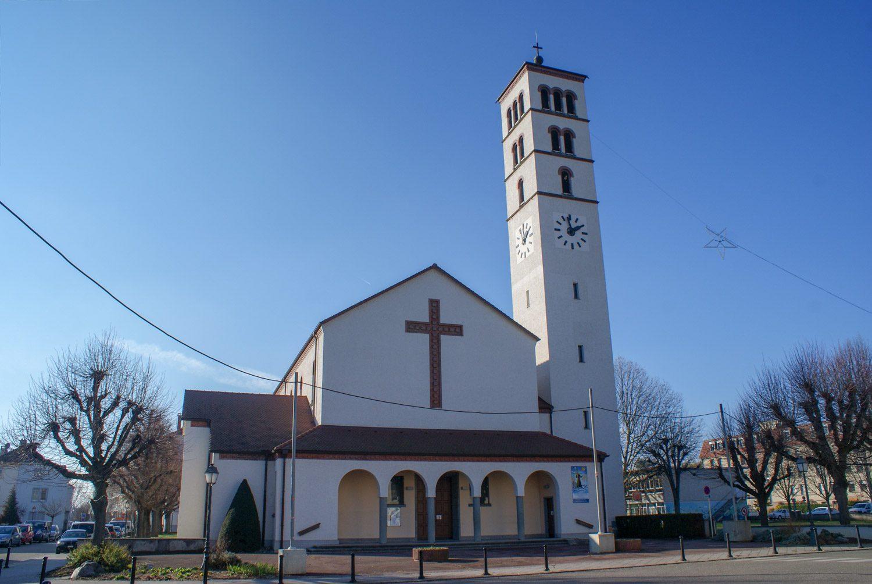 Церковь в Юненге