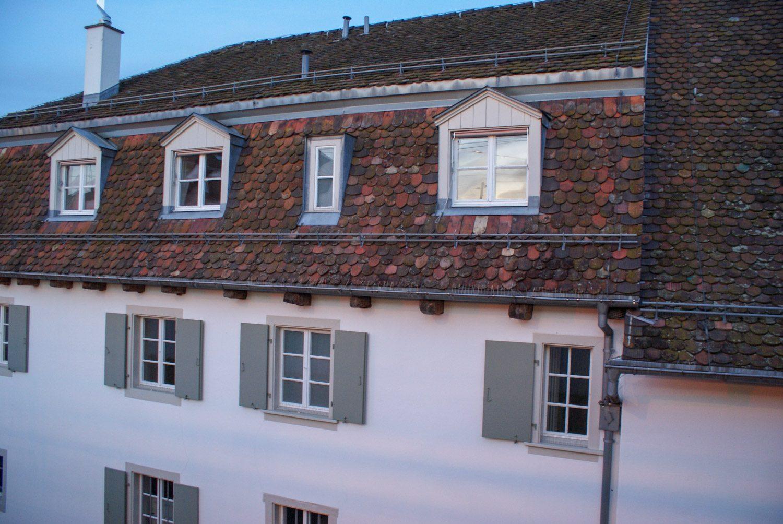 Симпатичные крыши