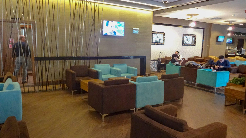 SkyCourt Lounge