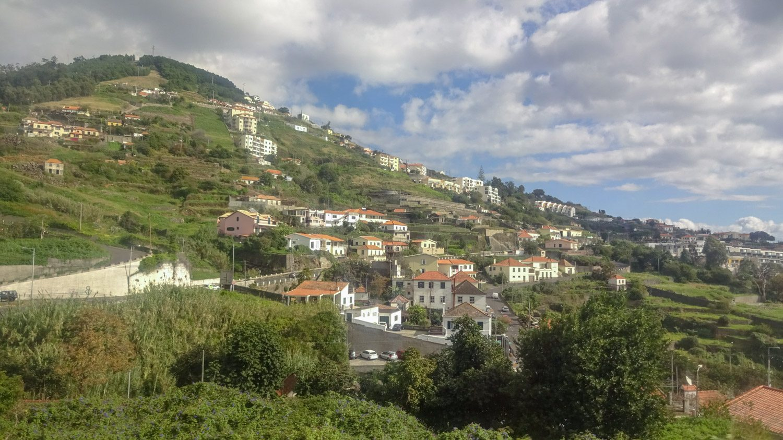 Виды по пути на мыс Сан-Лоренцо