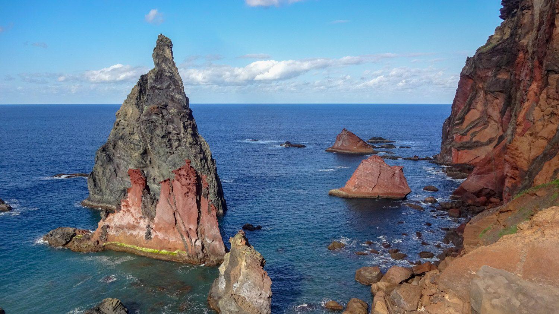 Остроконечные скалы