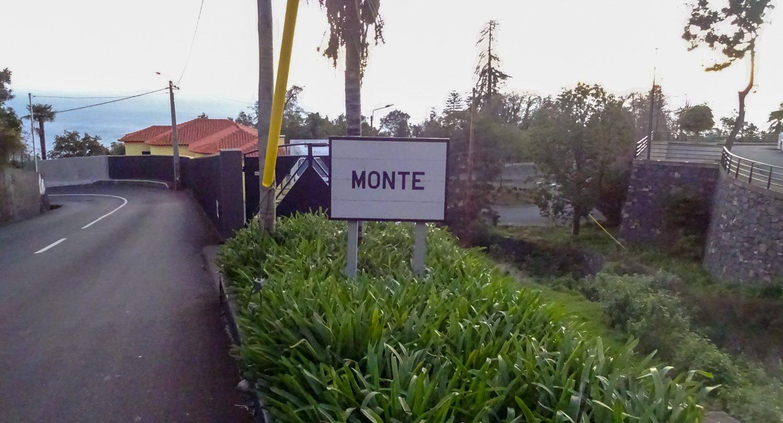 Подъезжаем к Монте