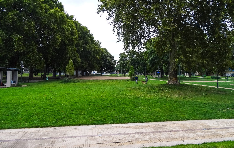 Парк Берси