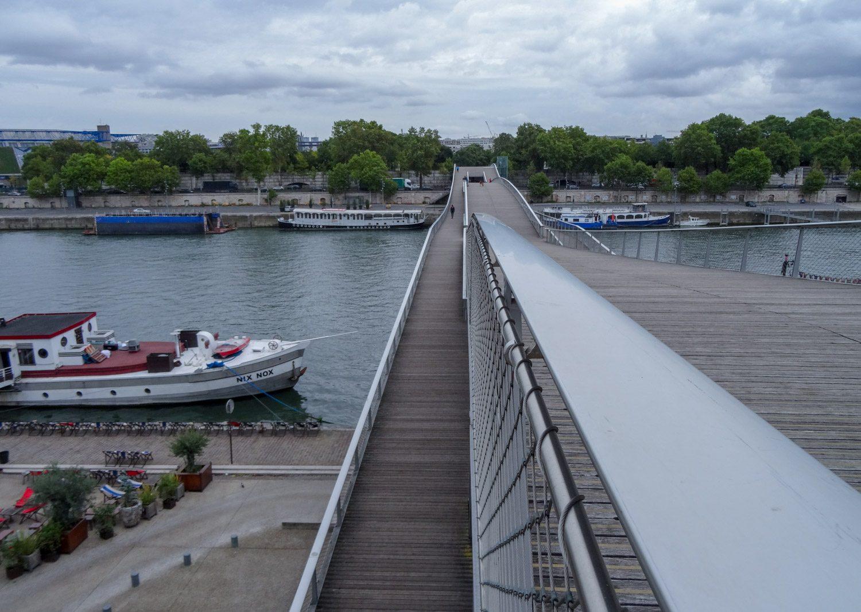 Мост очень необычной формы