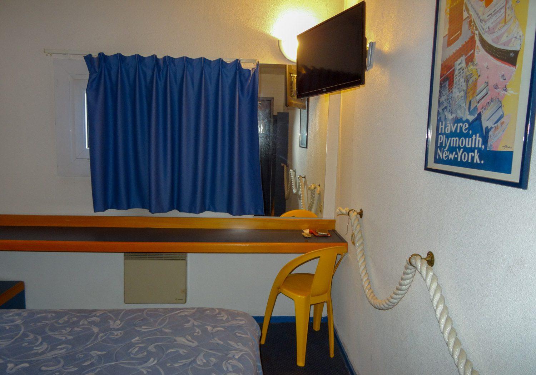 Наш отель в морском стиле