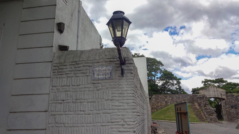 Таблички на улицах подсвечиваются