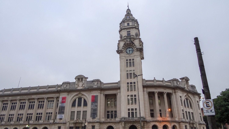Julio Prestes Station