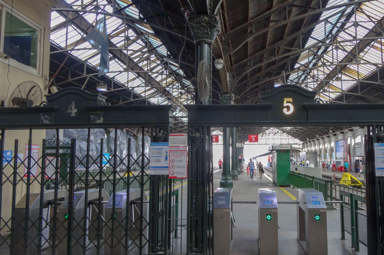 А это железнодорожный вокзал