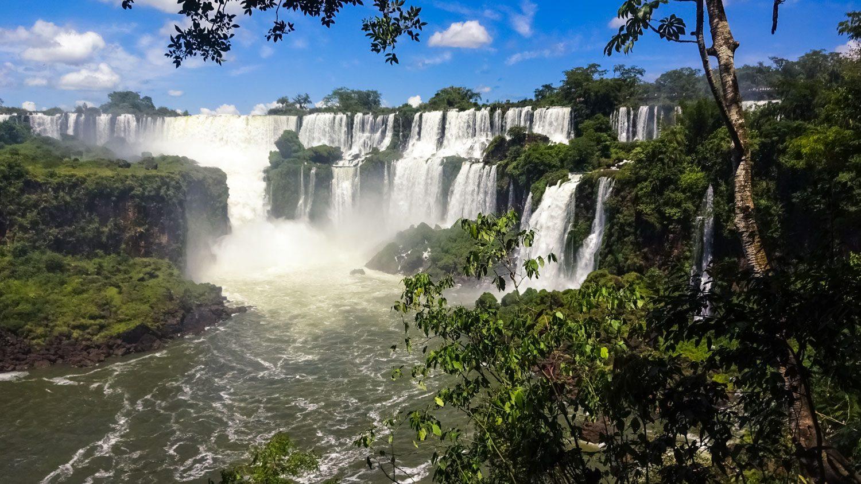 И все равно водопады здесь - самое прекрасное