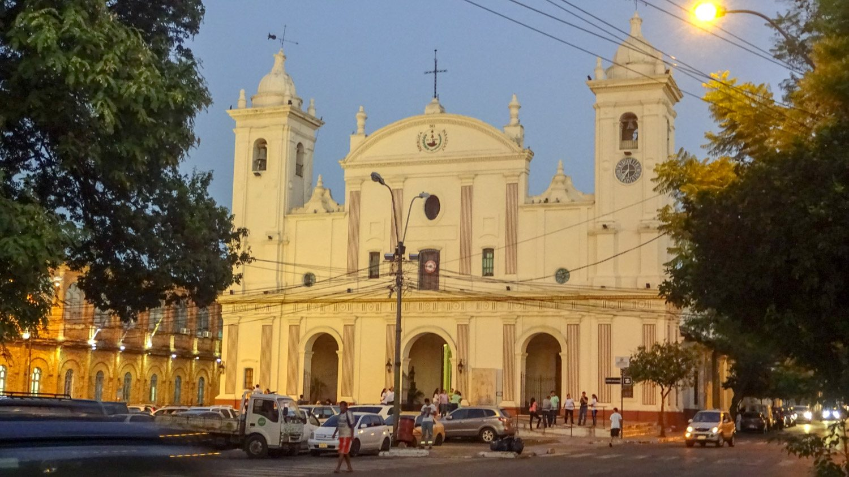 Кафедральный собор Асунсьона