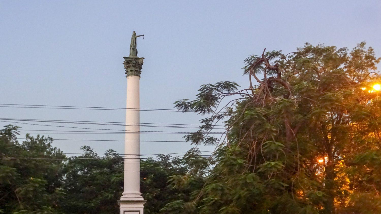 Columna de la Independencia Nacional