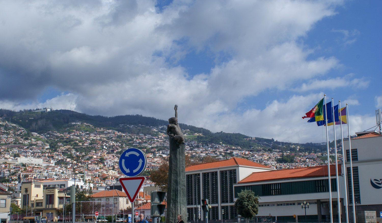 Город, убегающий в гору