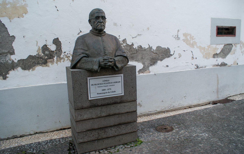 Франсиско Фулгенсио де Андраде - проповедник, профессор, журналист, религиозный радиокомментатор