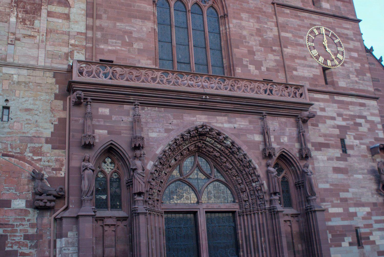 Это главный храм кальвинистской церкви в Базеле