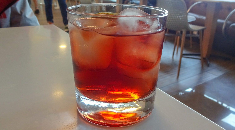 Любимый коктейль бармена