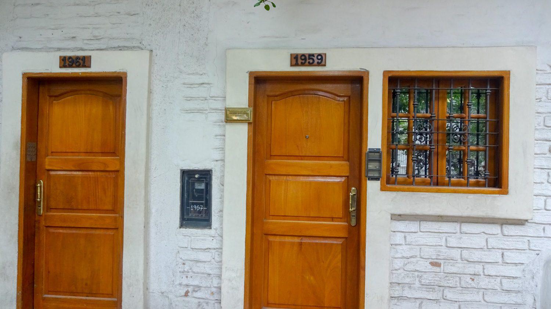 Типичные дверки