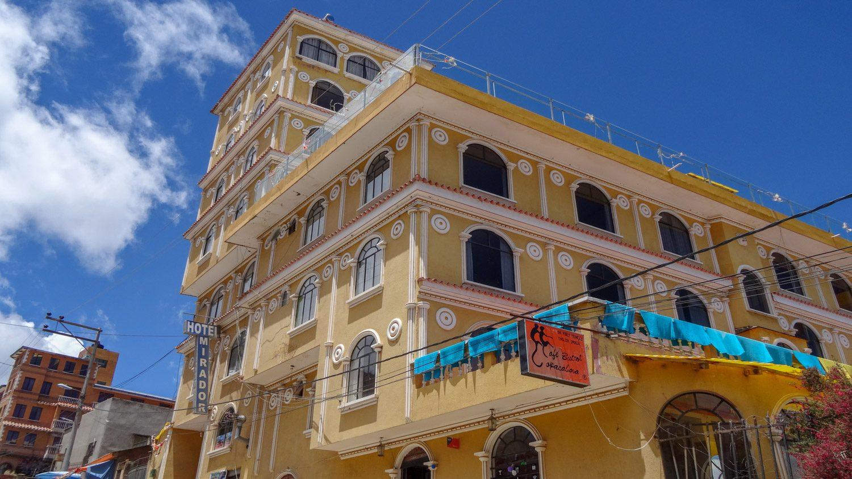 Отель Мирадор