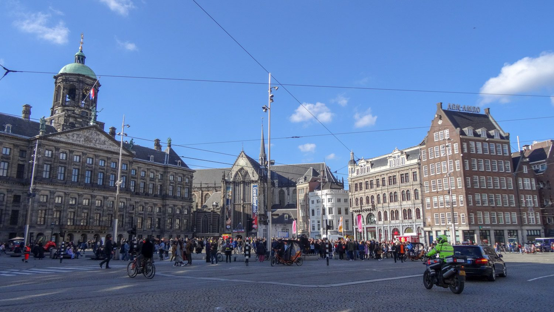 Площадь у Королевского дворца