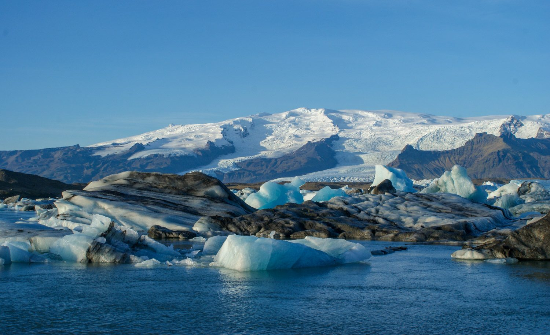 Ледник Jökulsárlón