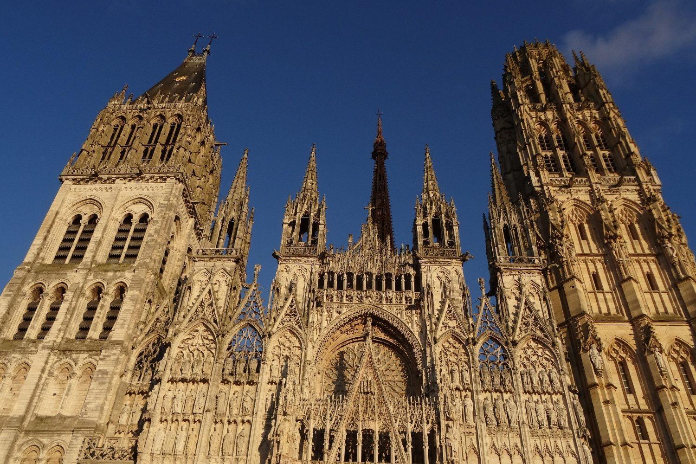 Кафедральный собор Руана