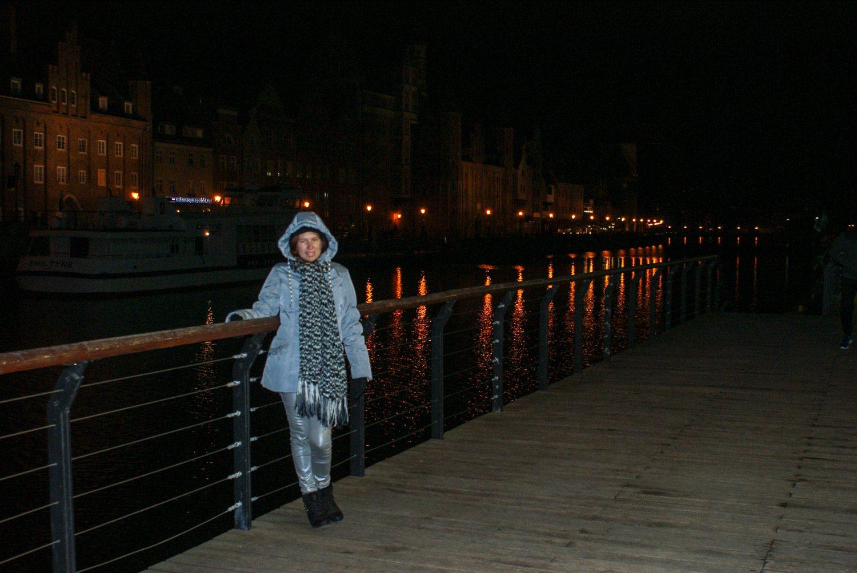 На набережной Мотлавы