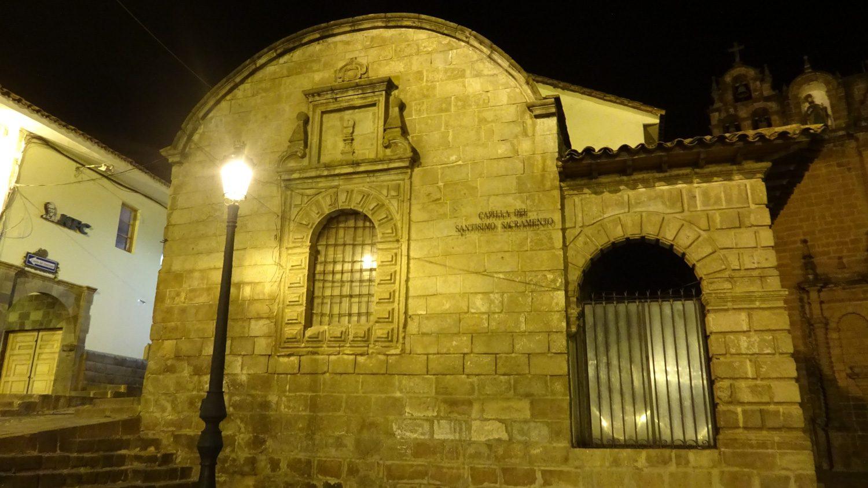 Еще одно старое здание