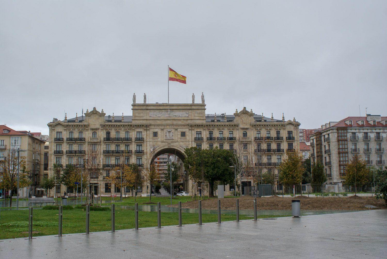 Всемирно известный банк Santander