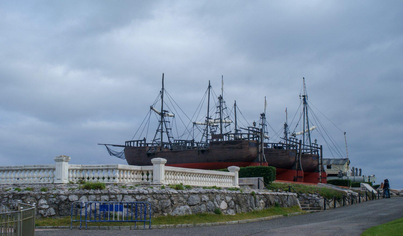 И еще корабли