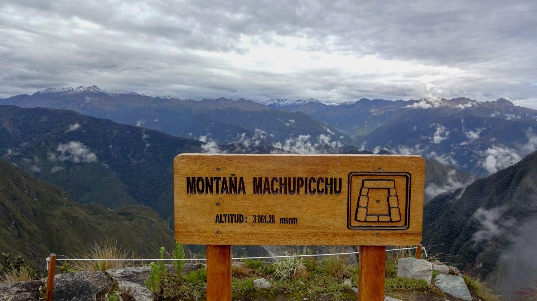 Аня отправляется на гору Мачу-Пикчу