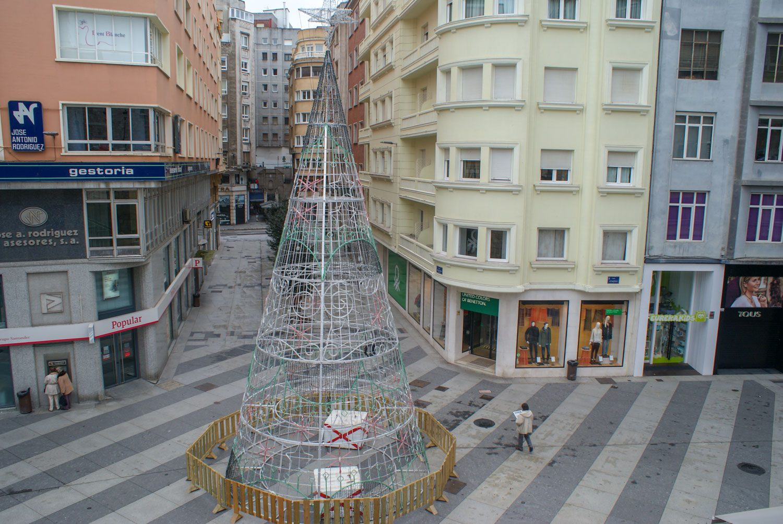 Еще одна рождественская елка
