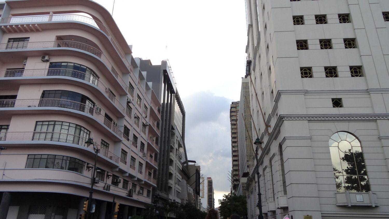 Еще одна улица в центре