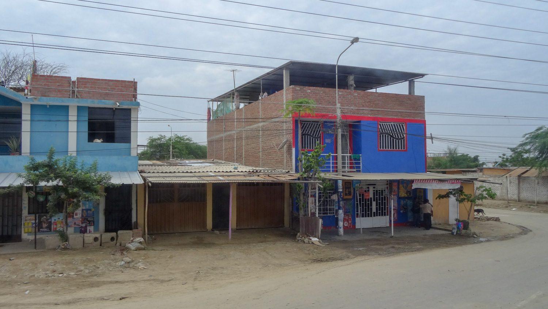Где-то в районе Тумбеса