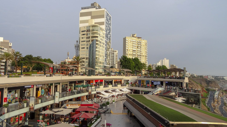Торговый комплекс Ларкомар