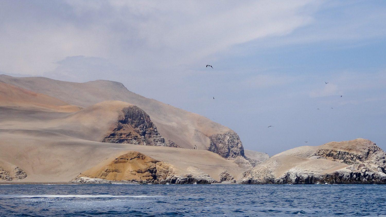 Остров San Lorenzo