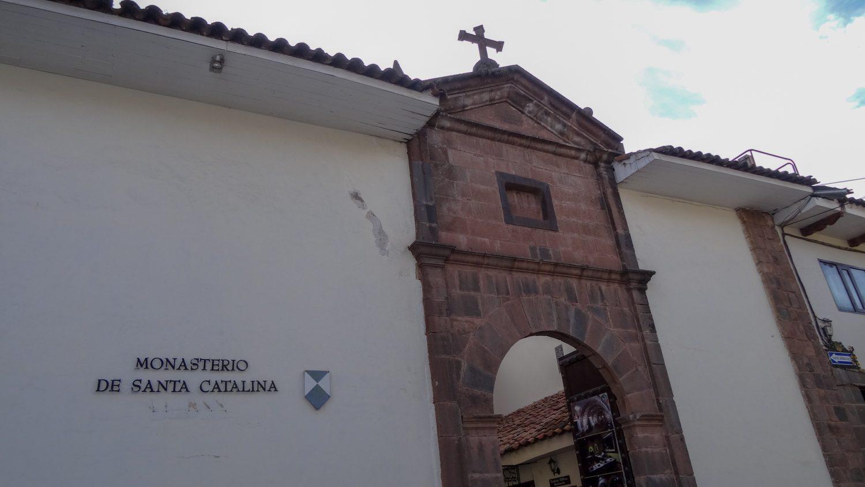 Монастырь Санта-Каталина
