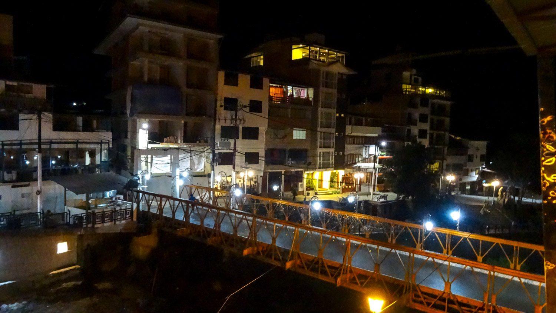Один из мостов