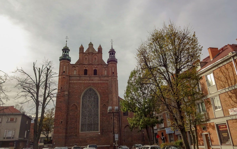 Wielki Młyn - Большая мельница