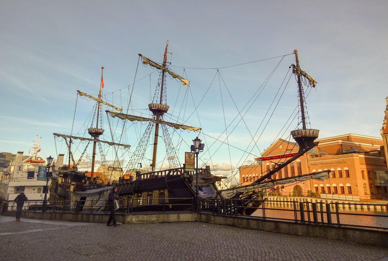 Деревянный корабль и Польская Балтийская филармония