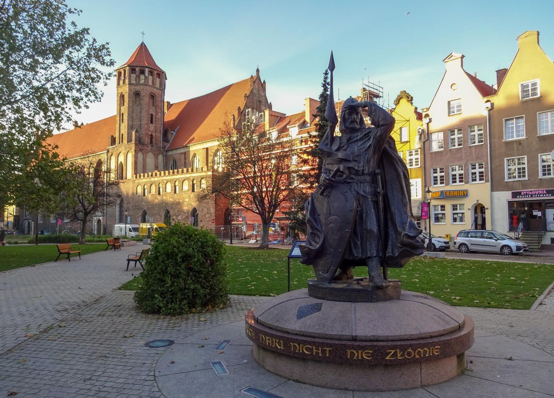 Памятник Святополку Великому