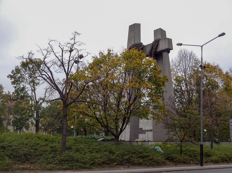 Памятник жертвам июня 1956 года