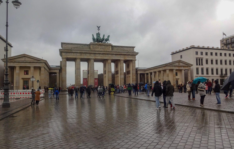 Браденбургские ворота