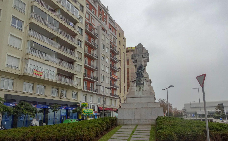 Памятник 3 ноября 1893