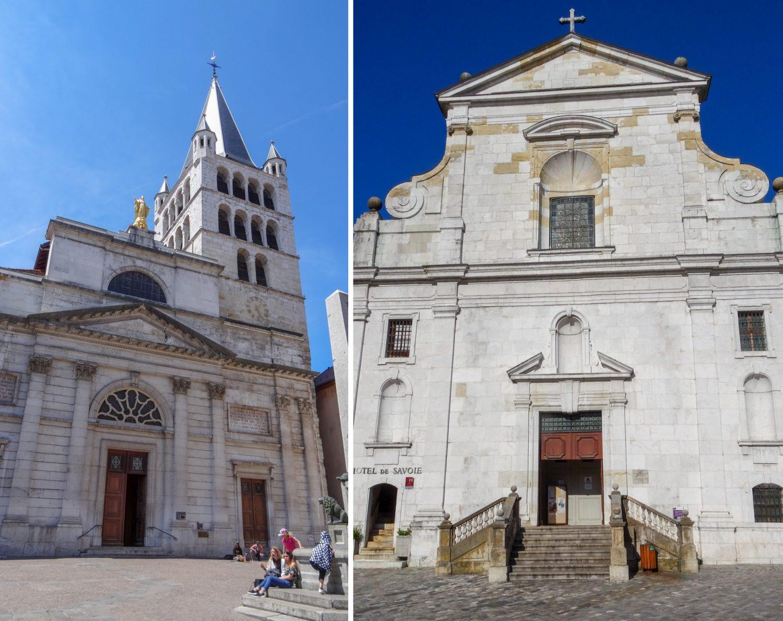 Notre-Dame-de-Liesse и Église Saint-François de Sales