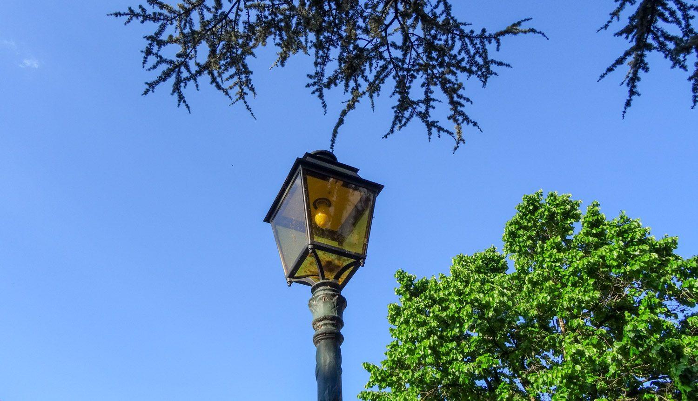 Старые фонари