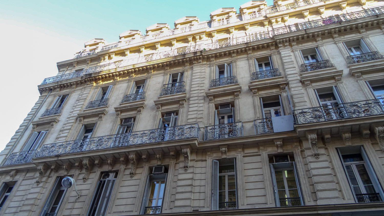 Кованые балкончики
