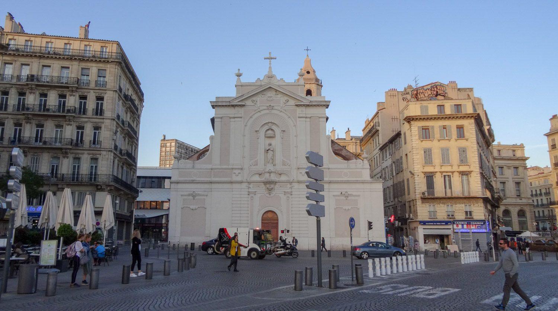 Августинская церковь Святого Ферреоля