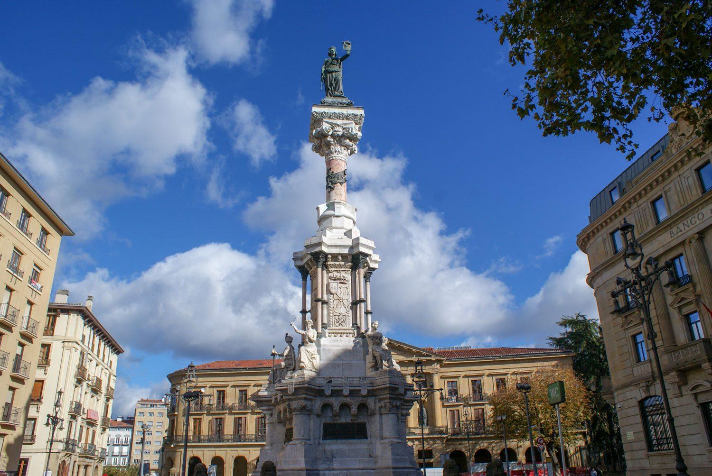 Памятник фуэросам
